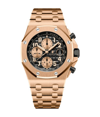 Audemars Piguet Horloge Royal Oak 42mm Offshore Chronograph 26470OR.OO.1000OR.03