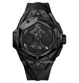 Hublot Horloge Big Bang 45mm Sang Bleu All Black 418.CX.1114.RX.MXM20