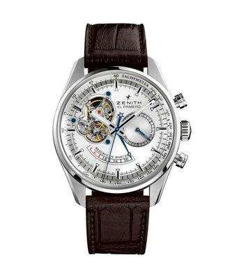 Zenith Horloge El Primero 42mm Chronomaster Power Reserve 03.2080.4021/01.C494