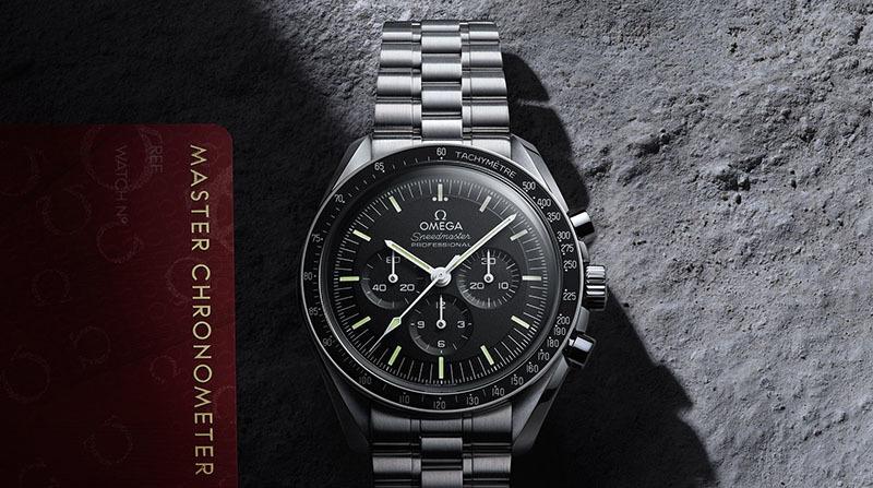 OMEGA kondigt nieuwe Speedmaster Moonwatch-collectie aan!
