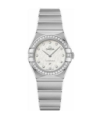 Omega Horloge Constellation 25mm Manhattan Ladies 131.15.25.60.52.001