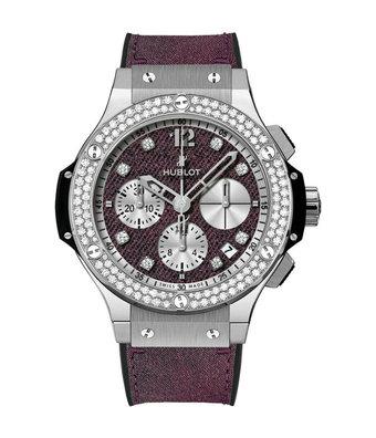 Hublot Horloge Big Bang 41mm Chronograph Jeans 341.SX.2790.NR.JEANS14
