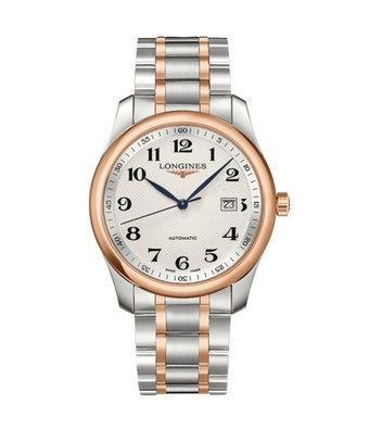 Longines Horloge Master Collection 40mm L2.793.5.79.7