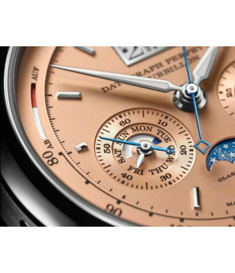 A. Lange & Söhne Horloge Datograph Perpetual 42mm Tourbillon 740.056FE