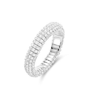 Schaap en Citroen Flexibele ring Diamonds Giotto