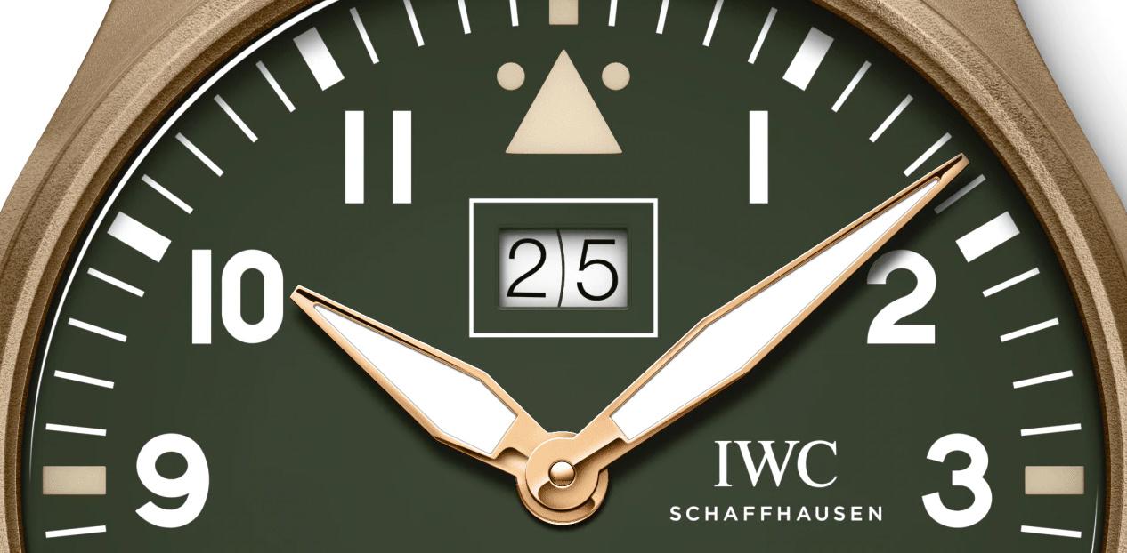 Schaap en Citroen selecteert 3 IWC-horloges die u gezien wilt hebben!