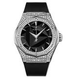 Hublot Horloge Classic Fusion 40mm Orlinski Tatanium Pave 550.NS.1800.RX.1604.ORL19