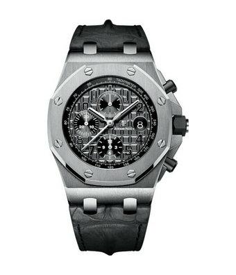Audemars Piguet Horloge Royal Oak 42mm Offshore Chronograph 26470ST.OO.A104CR.01