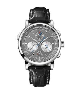 A. Lange & Söhne Horloge Saxonia 43mm Triple split 424.038F