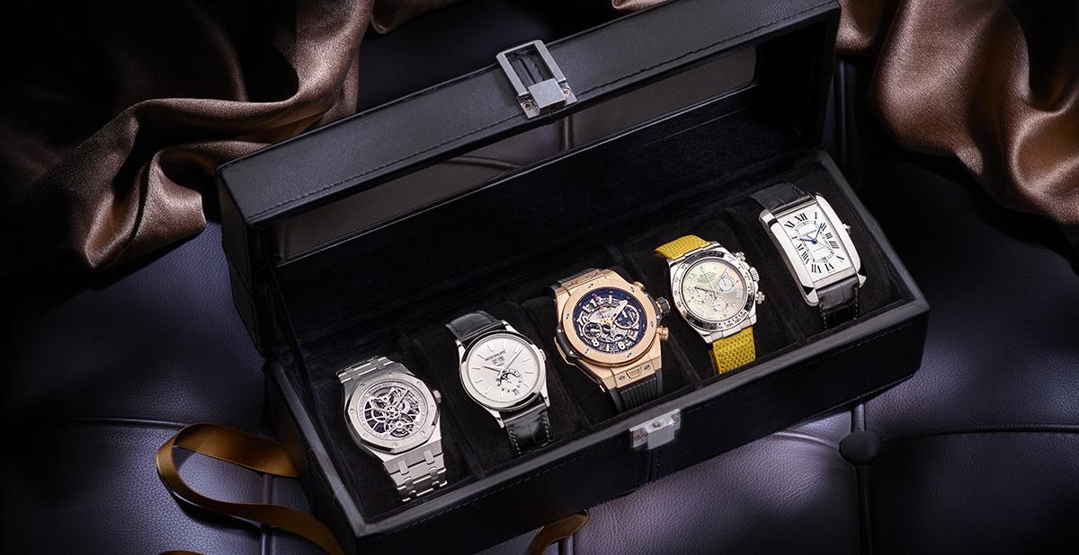 Uw horloge verkopen of inruilen? Eenvoudig online aan te vragen via Schaap en Citroen!