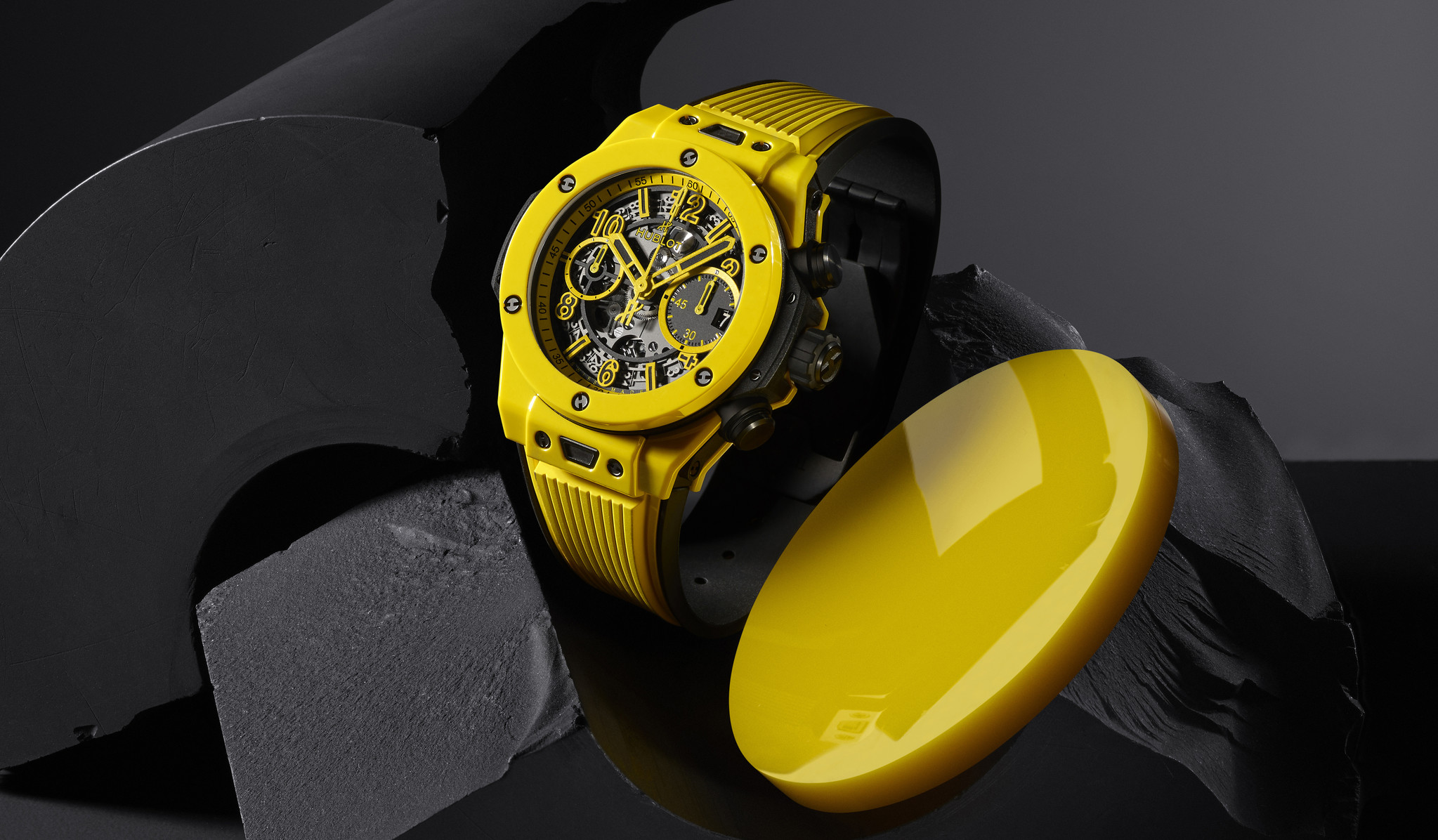 Ontdek hier de allernieuwste bijzondere Hublot horloges!