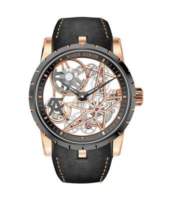 Roger Dubuis Horloge Excalibur Skeleton 42mm Canelo Alvarez RDDBEX0794
