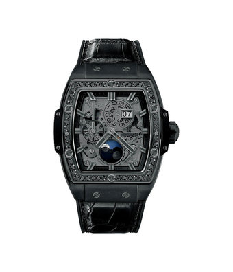 Hublot Horloge Spirit of Big Bang 42mm Moonphase 647.CI.1110.LR.1200