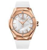 Hublot Horloge Classicc Fusion 40mm Orlinski King Gold White 550.OS.2200.RW.ORL20