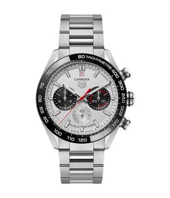 TAG Heuer Horloge Carrera 44mm 160 Years Anniversary CBN2A1D.BA0643