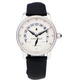 Louis Erard Horloge Emotion 36mm 92600SE02BDS91