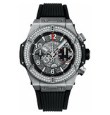Hublot Horloge Big Bang Unico 42mm Titanium Diamonds 441.NX.1170.RX.1104