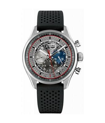 Zenith Horloge El Primero 45mm 36'000 VPH 03.2522.400/69.R576