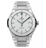 Hublot Horloge Classic Fusion 42mm Titanium 548.NX.2610.NX