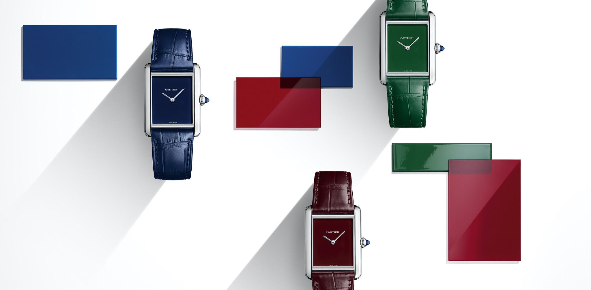 Ontdek de nieuwe Cartier Tank Must- collectie hier!