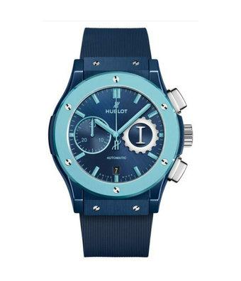 Hublot Horloge Classic Fusion 45mm Garage Italia 521.EX.7170.RX.GIT19