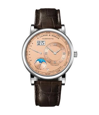 A. Lange & Söhne Horloge Lange 1 42mm Perpetual Calendar 345.056