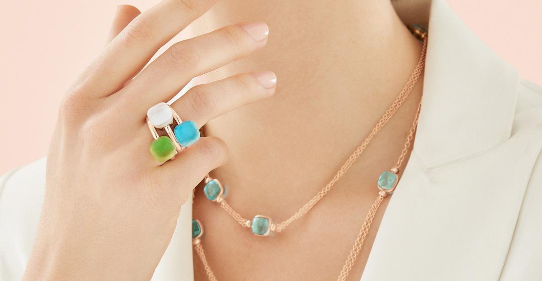 De nieuwe Nudo collectie van hét sieraden merk Pomellato!