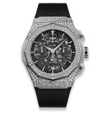 Hublot Horloge Classic Fusion 45mm Aerofusion Chronograph Orlinski Pave 525.NX.0170.RX.1704.ORL18