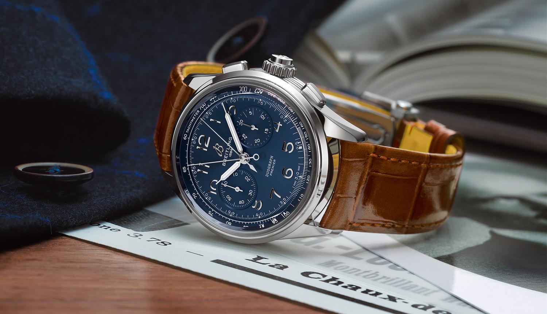 Ontdek hier de nieuwste Breitling Premier collectie!