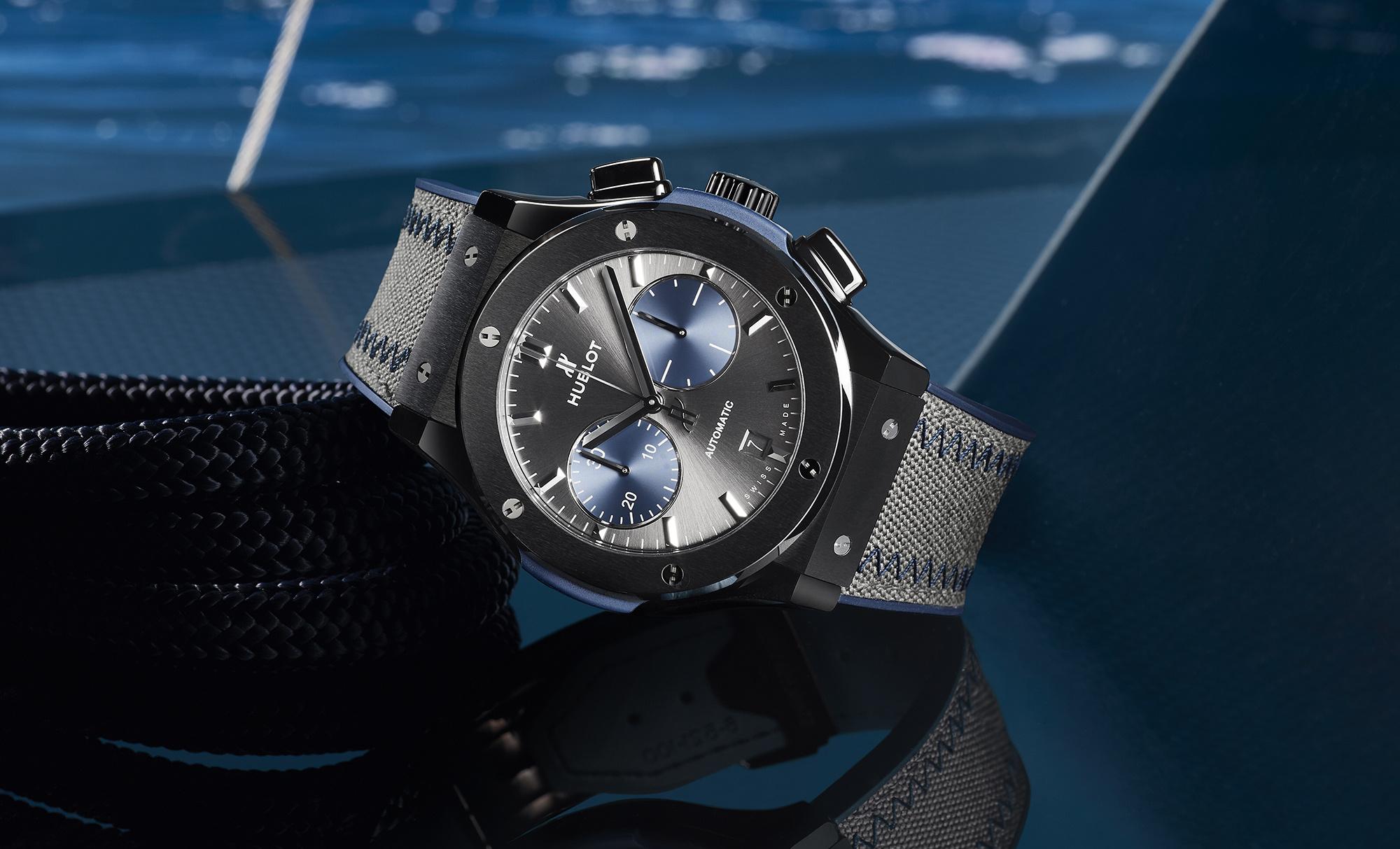 3 Hublot horloges welke u zeker wilt dragen!