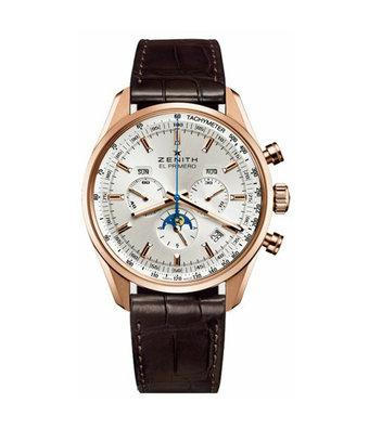 Zenith Horloge El Primero 42mm Chronomaster 410 18.2091.410/01.C494