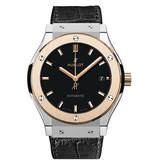 Hublot Horloge Classic Fusion 38mm Titanium King Gold 565.NO.1181.LR