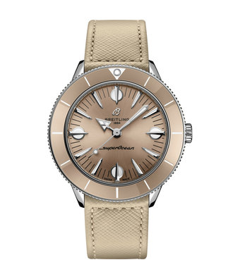 Breitling Horloge Superocean Heritage 57 38mm Paradise A10340A41A1X1