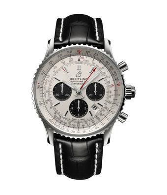 Breitling Horloge Navitimer 1 B03 45mm Chronograph Rattrapante AB0310211G1P2