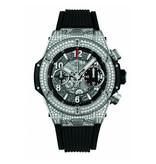 Hublot Horloge Big Bang Unico 42mm Titanium Pave 441.NX.1170.RX.1704