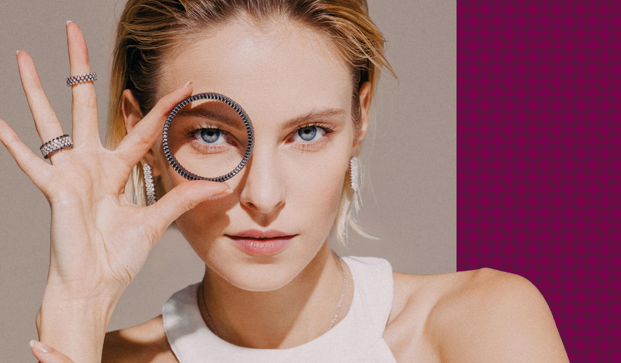 Ontdek hier de bijzondere ringen van Serafino Consoli; een sieraad dat aan elke vinger past!
