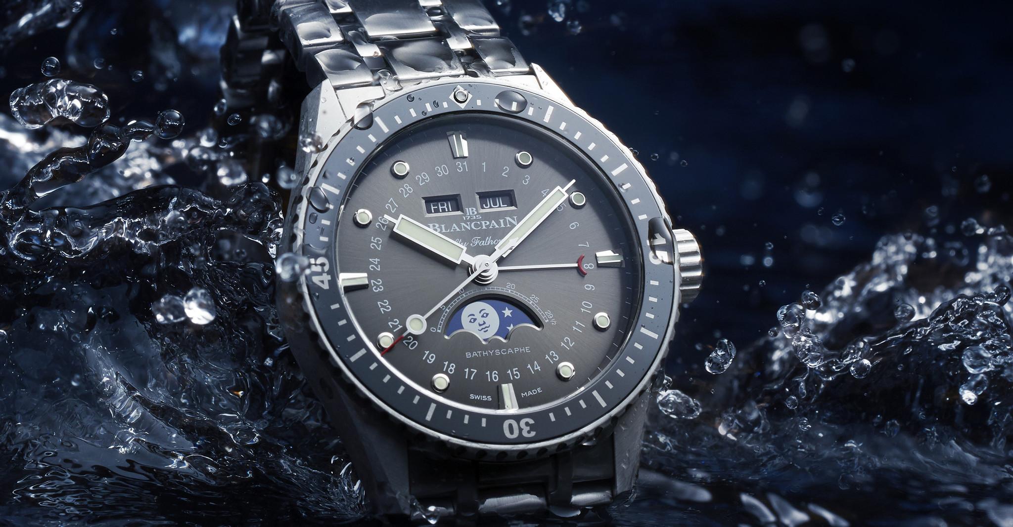 Ontdek hier Blancpain horloges voor dames en voor heren!