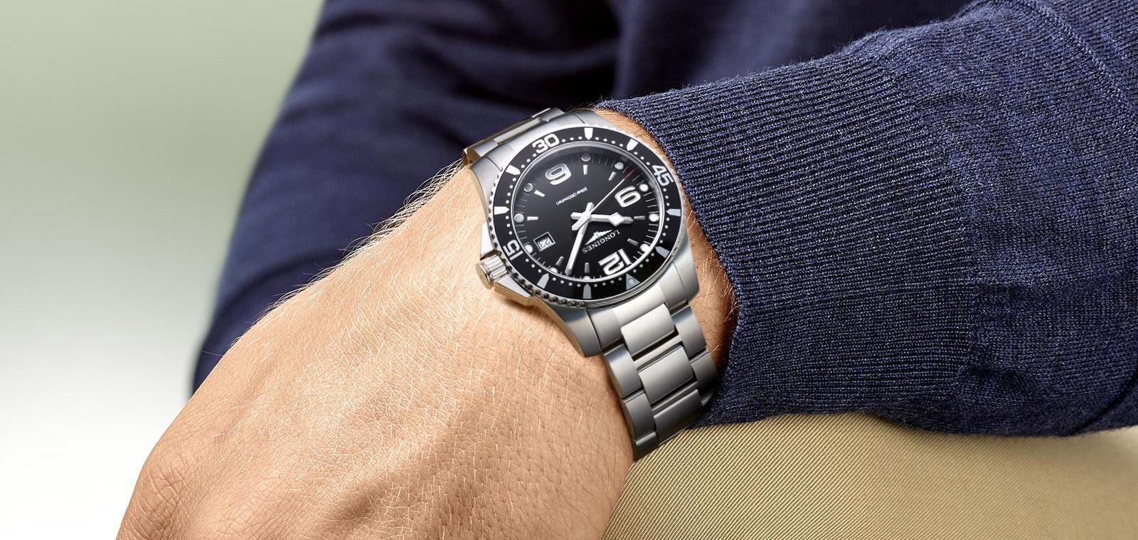 Ontdek hier horloges van het Zwitserse merk Longines vanaf €650,-