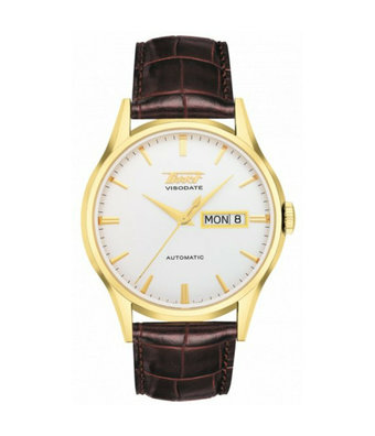Horloge Heritage 40mm Visodate Automatic T019.430.36.031.01