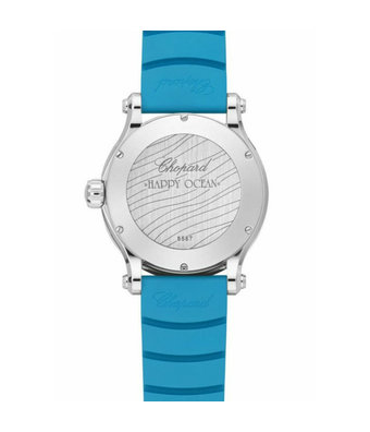 Chopard Horloge Happy Sport 278587-3001