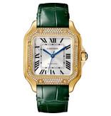 Cartier Horloge Santos de Cartier WJSA0008