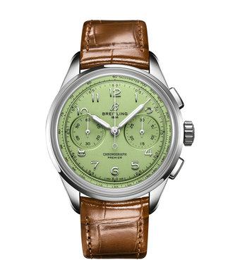 Breitling Horloge Premier B09 40mm Chronograph AB0930D31L1P1
