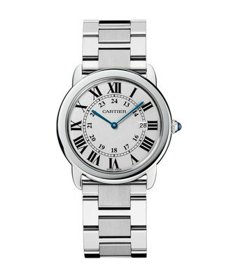 Cartier Horloge Ronde Solo 36mm W6701005