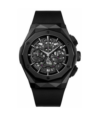 Hublot Horloge Classic Fusion 45mm Aerofusion Chronograph Orlinsky 525.CI.0119.RX.ORL18