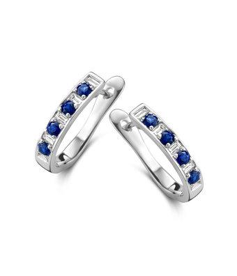 Schaap en Citroen Oorknoppen Diamonds