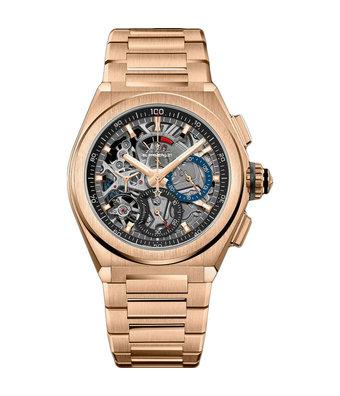 Zenith Horloge Defy 21 El Primero 44mm 18.9000.9004/71.M9000