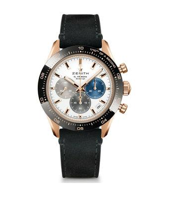 Zenith Horloge Chronomaster 41mm Sport 18.3100.3600/69.C920