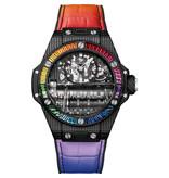 Hublot Horloge Big Bang MP-11 45mm 3D Rainbow 911.QD.0123.LR.4099
