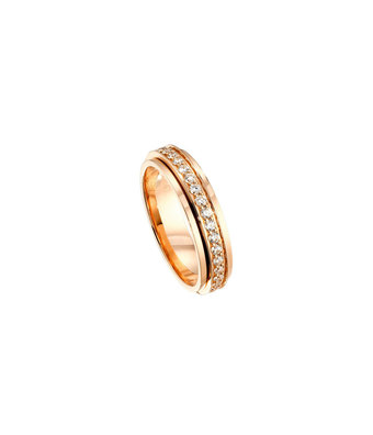 Piaget Ring Possession Wedding