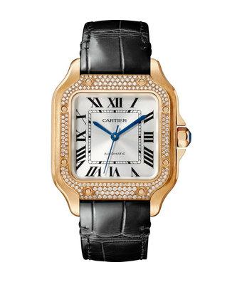 Cartier Horloge Santos de Cartier WJSA0007